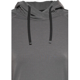 Black Diamond Dawn Wall Hoodie Damen slate